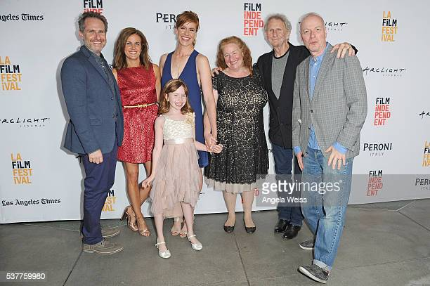 Filmmaker Remy Auberjonois actress Kirsten Gregerson actress Sunde Auberjonois actress/writer Kate Nowlin actress Rusty Schwimmer actor Rene...