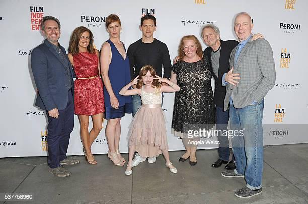 Filmmaker Remy Auberjonois actress Kirsten Gregerson actress/writer Kate Nowlin actor Tom Lipinski actress Sunde Auberjonois actress Rusty Schwimmer...