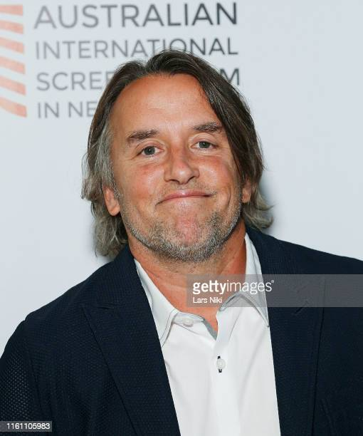 "Filmmaker Richard Linklater attends The Austin Film Society and Australian International Screen Forum ""Where'd You Go, Bernadette"" private dinner at..."