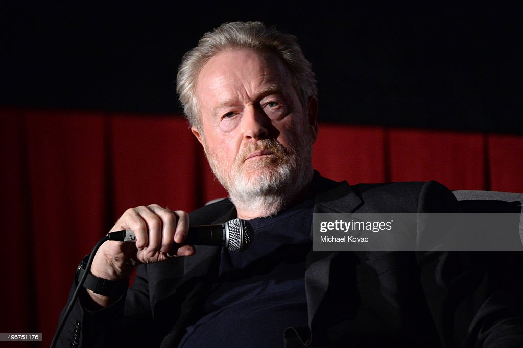 AFI FEST 2015 - On Directing: A Conversation With Ridley Scott