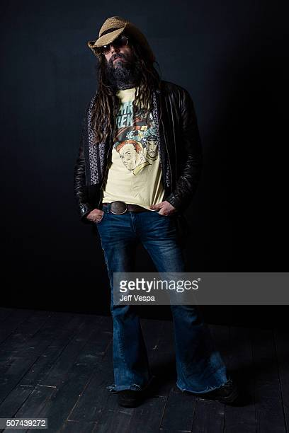 Filmmaker Rob Zombie of '31' poses for a portrait at the 2016 Sundance Film Festival on January 23 2016 in Park City Utah