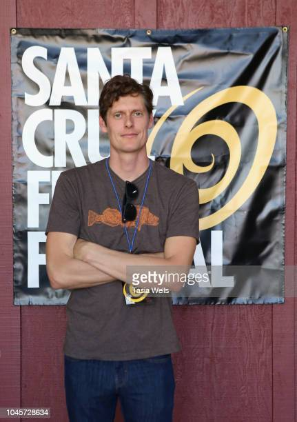 Filmmaker Robin Moore attends the 2018 Santa Cruz Film Festival on October 4 2018 in Santa Cruz California