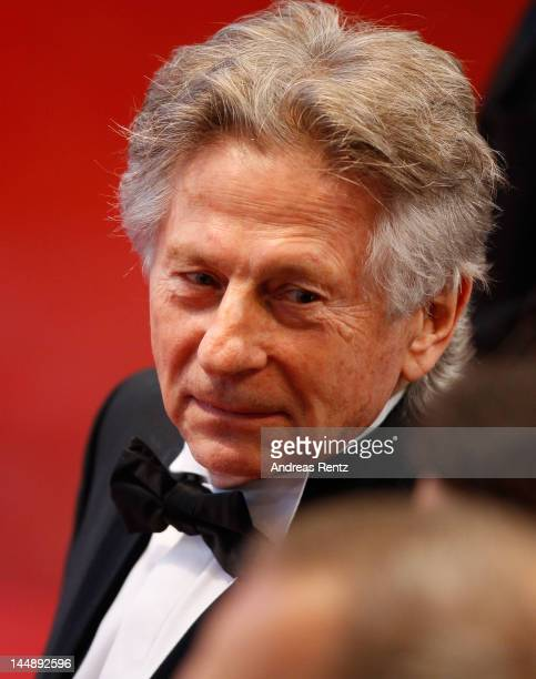 FIlmmaker Roman Polanski attend the 'Amour' Premiere during the 65th Annual Cannes Film Festival at Palais des Festivals on May 20 2012 in Cannes...