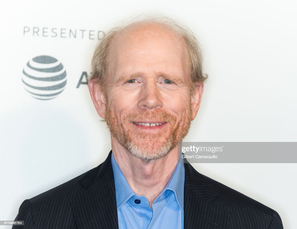 Filmmaker Ron Howard attends the 'Genius' Premiere during the 2017 Tribeca Film Festival at BMCC Tribeca PAC on April 20, 2017 in New York City.