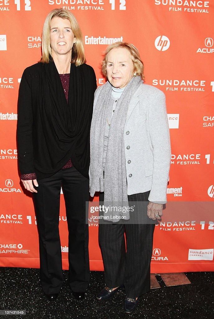"""Ethel"" Premiere - 2012 Sundance Film Festival"