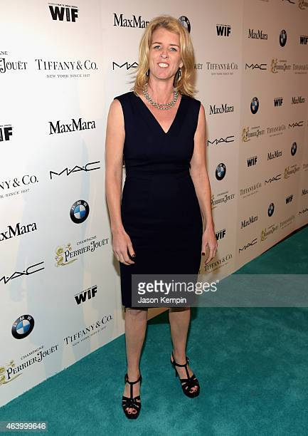 Filmmaker Rory Kennedy attends Women In Film PreOscar Cocktail Party presented by MaxMara BMW Tiffany Co MAC Cosmetics and PerrierJouet at Hyde...