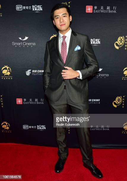 Filmmaker Ryan Alexander Huang attends the Chinese American Film Festival Opening Ceremony and Golden Angel Awards Ceremony at The Ricardo Montalban...