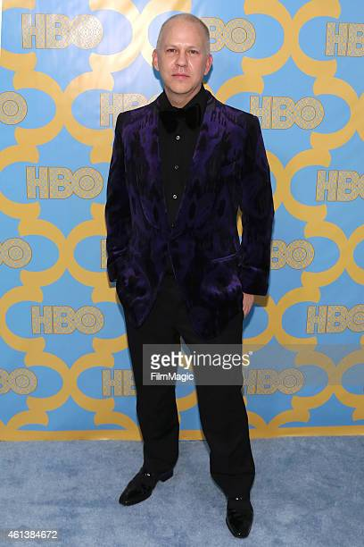 Filmmaker Ryan Murphy attends HBO's Official Golden Globe Awards After Party at The Beverly Hilton Hotel on January 11 2015 in Beverly Hills...