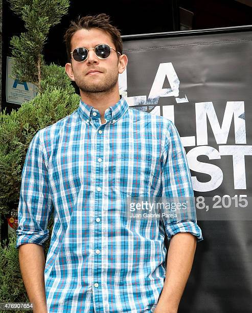 Filmmaker Samuel Miron attends the AFS Luncheon during the 2015 Los Angeles Film Festival at Casa Nostra on June 11, 2015 in Los Angeles, California.