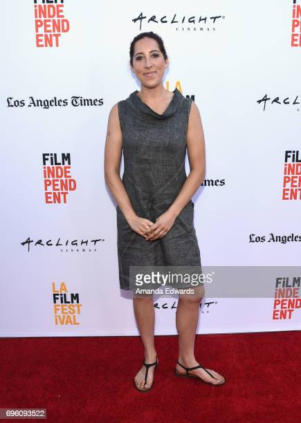 Filmmaker Savannah Bloch attends the opening night premiere of Focus Features' The Book of Henry during the 2017 Los Angeles Film Festival at...