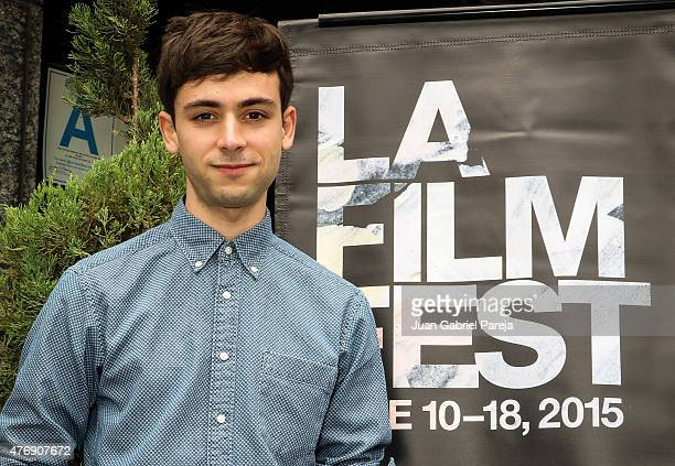 Filmmaker Scott Stephen attends the AFS Luncheon during the 2015 Los Angeles Film Festival at Casa Nostra on June 11, 2015 in Los Angeles, California.