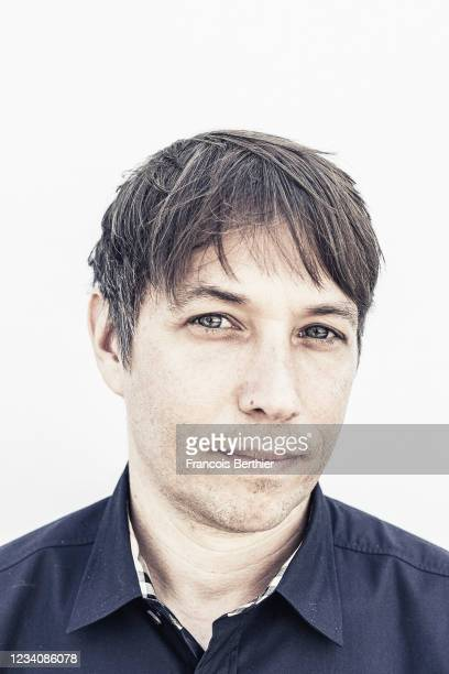 Filmmaker Sean Baker poses for a portrait during the 74th Cannes International Film Festival, on July 14, 2021 in Cannes, France.