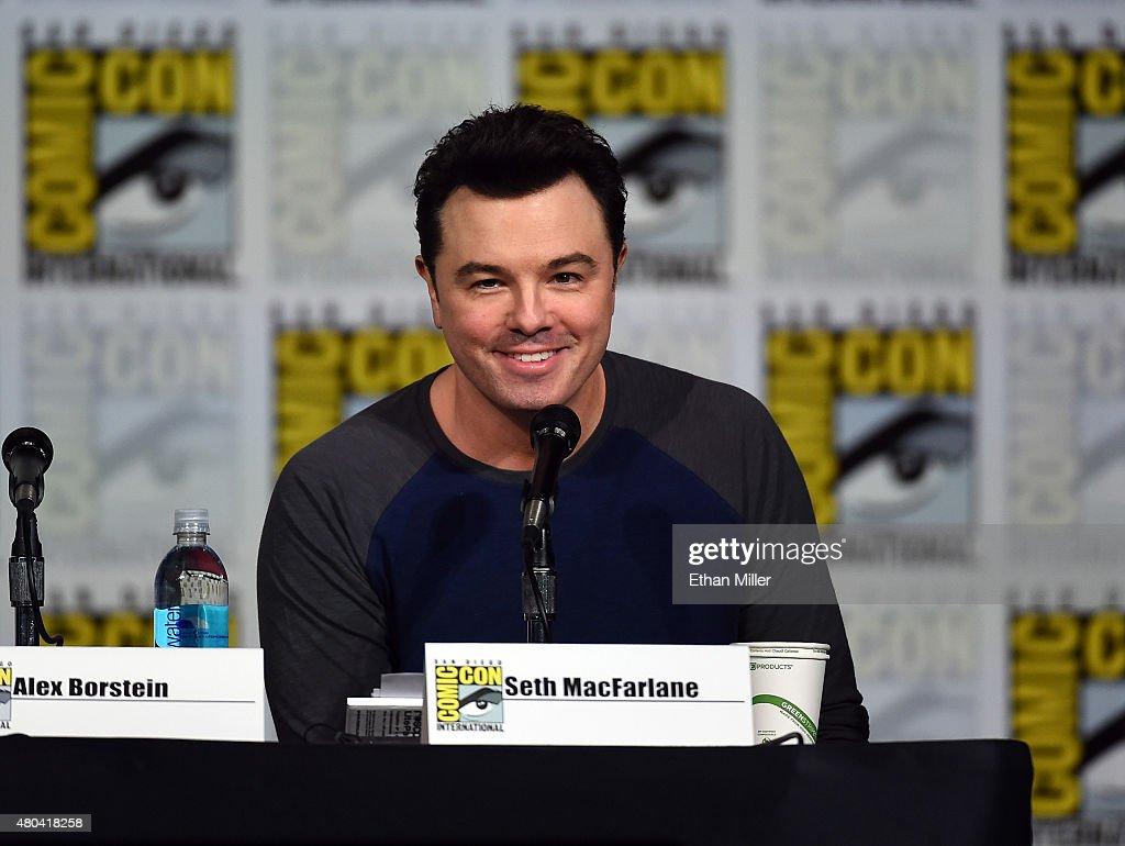 Comic-Con International 2015 - Seth MacFarlane Animation Block
