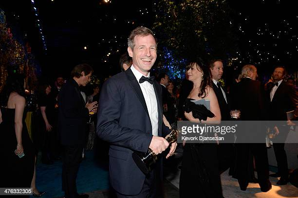 Filmmaker Spike Jonze attends the Oscars Governors Ball at Hollywood Highland Center on March 2 2014 in Hollywood California