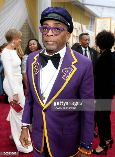 Filmmaker Spike Lee attends the 92nd Annual Academy Awards at Hollywood and Highland on February 09, 2020 in Hollywood, California.