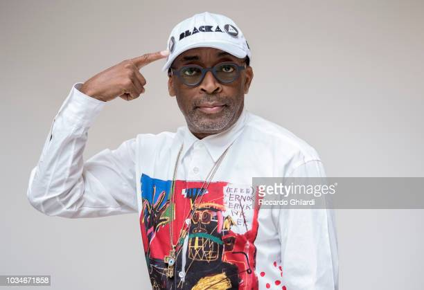 Filmmaker Spike Lee is photographed for Self Assignment on September 2018 in Venice Italy