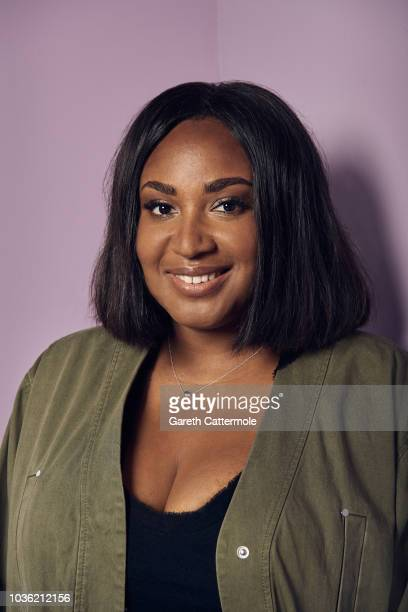 Filmmaker Stella Meghie from the film 'The Weekend' poses for a portrait during the 2018 Toronto International Film Festival at Intercontinental...