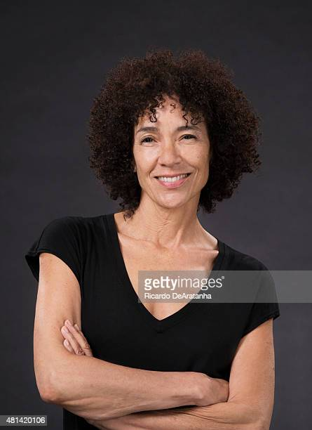 Filmmaker Stephanie Allain is photographed for Los Angeles Times on June 16, 2015 in Los Angeles, California. Published Image. CREDIT MUST READ:...