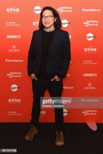 Filmmaker Stephen Maing attends the 'Crime And Punishment' Premiere during the 2018 Sundance Film Festival at The Ray on January 19 2018 in Park City...