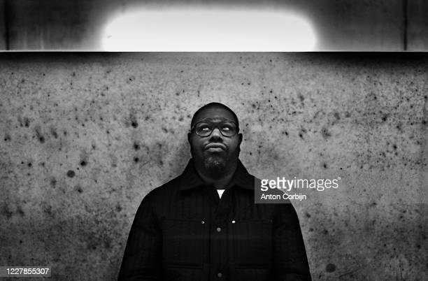 Filmmaker Steve McQueen poses for a portrait on October 15, 2019 in London, England.