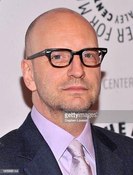 Filmmaker Steven Soderbergh attends 'The Paley Center For Media Presents The Music And Life Of Marvin Hamlisch' at Paley Center For Media on March 18...