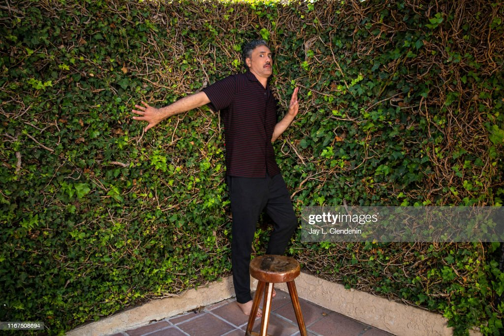 Taika Waititi, Los Angeles Times, September 1, 2019 : News Photo