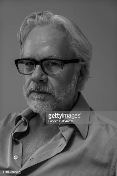 Filmmaker Tim Robbins poses for a portrait on September 2, 2019 in Venice, Italy.