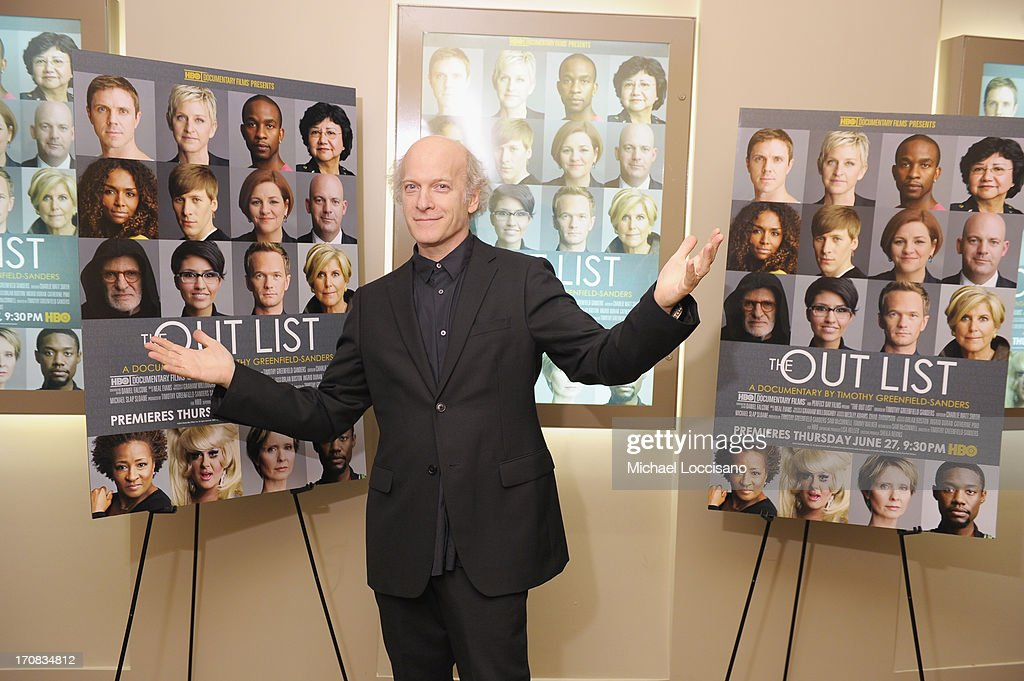 "HBO Premiere Of ""The Out List"""