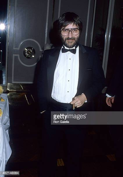 Filmmaker Tobe Hooper attends the 38th Annual Directors Guild of America Awards on March 8 1986 at the Beverly Hilton Hotel in Beverly Hills...