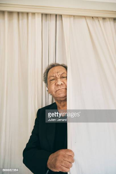 Filmmaker Tony Gatlif is photographed for Self Assignment on May 2017 in Cannes France