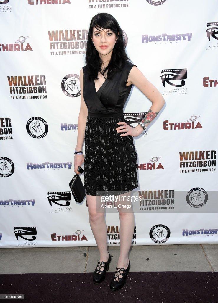 2014 Etheria Film Night : News Photo