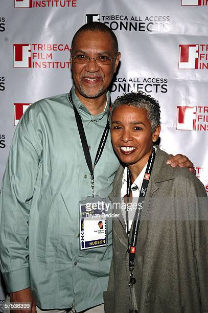 Filmmaker Warrington Hudlin attends the TAA Closing Night Party during the 5th Annual Tribeca Film Festival May 4, 2006 in New York City.