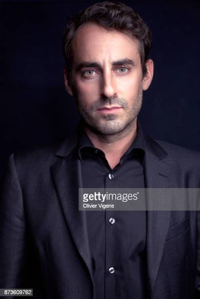 Filmmaker Wayne Roberts is photographed for Self Assignment on September 2 2017 in Deauville France