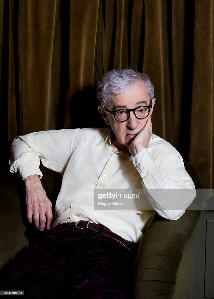 Woody Allen, The Wrap, May 11, 2016