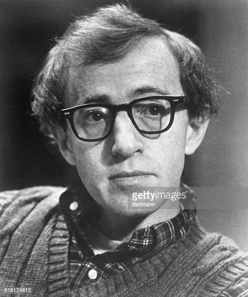 Filmmaker Woody Allen plays Alvy Singer in his movie Annie Hall