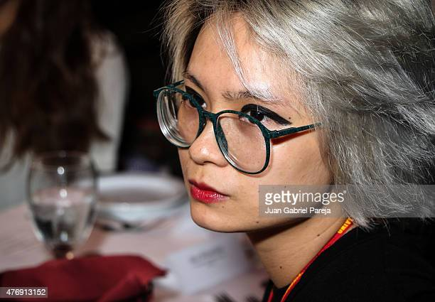 Filmmaker Xuan-Anh Duong attends the AFS Luncheon during the 2015 Los Angeles Film Festival at Casa Nostra on June 11, 2015 in Los Angeles,...