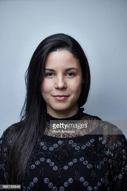 Filmmaker Yanillys Perez is photographed for Self Assignment on June 2018 in Cabourg France