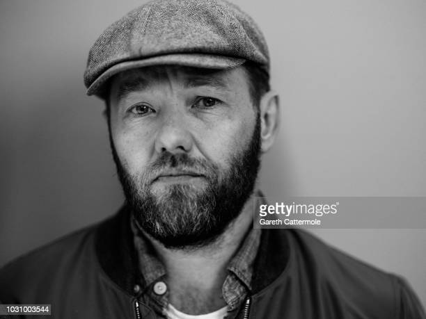 Filmmaker/actor Joel Edgerton from the film 'Boy Erased' poses for a portrait during the 2018 Toronto International Film Festival at Intercontinental...