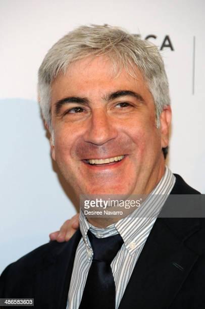 Filmmaker/animator David Wachtenheim attends the Shorts Program City Limits during the 2014 Tribeca Film Festival at AMC Loews Village 7 on April 24...