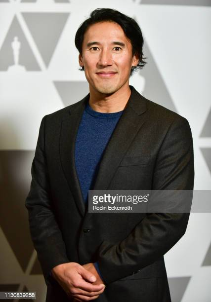 Filmmaker/climber/NatGeo photographer Jimmy Chin attends 91st Oscars Oscar Week Documentaries at the Academy of Motion Picture Arts and Sciences on...