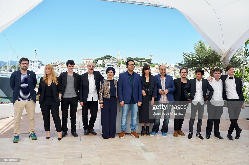Short Films Competition Photocall - The 69th Annual Cannes Film Festival