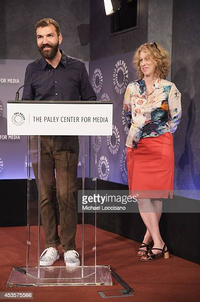 Filmmakers Jeremiah Zagar and Lori Cheatle introduce a special screening of the HBO Documentary Film Captivated The Trials Of Pamela Smart at the...