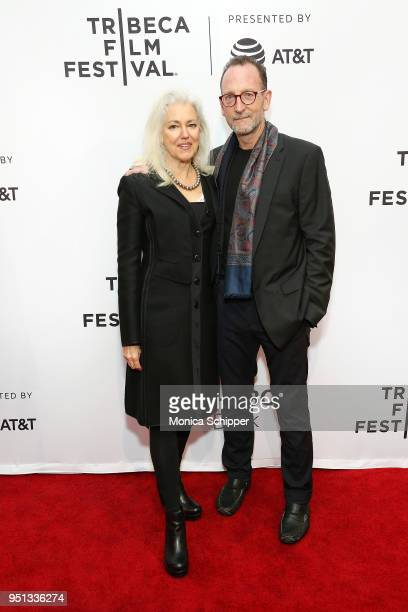 Filmmakers Kate Davis and David Heilbroner attend the HBO Documentary Film 'Say Her Name The Life and Death of Sandra Bland' Premiere At Tribeca Film...