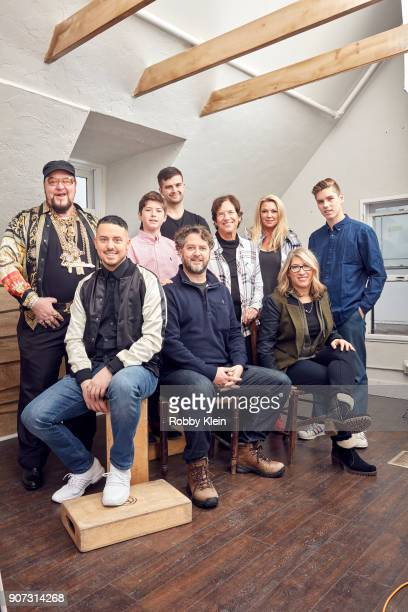 Filmmakers Limo Bob Bobby Strauser Gabriel Evers Conrad Homm Producer Frank Evers Patricia Greenfield Tiffany Masters Director Lauren Greenfield and...