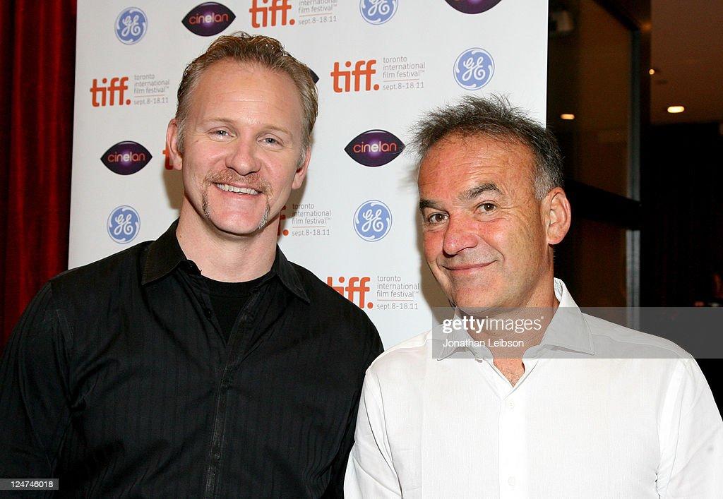 "GE/Cinelan ""Meet The Filmmakers"" Breakfast - 2011 Toronto International Film Festival"