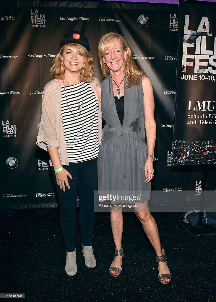 2015 Los Angeles Film Festival - Awards Cocktail Reception : Nachrichtenfoto