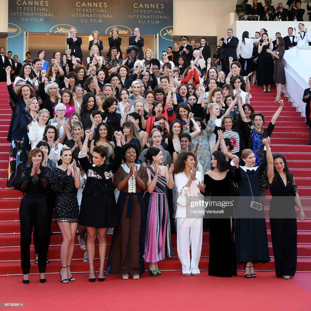 Best Of The 71st Annual Cannes Film Festival : News Photo