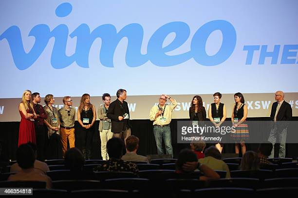 Filmmakers Viva Van Loock Michael Palmer Stacey Offman Nick Gibney Gaby Darbyshire Will Bates Brian Knappenberger Alex Gibney Cara Mones Alexis...