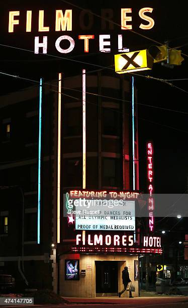 TORONTO ON FEBRUARY 21 Filmore's Gentleman's Club a Strip Club in Filmore's Hotel has a special offer for Olympic Medalists a free lap dance of...