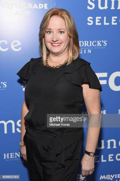 Films CoPresident Lisa Schwartz attends the IFC Films Independent Spirit Awards After Party presented by MovieGrade App Hendricks Gin and Kona...